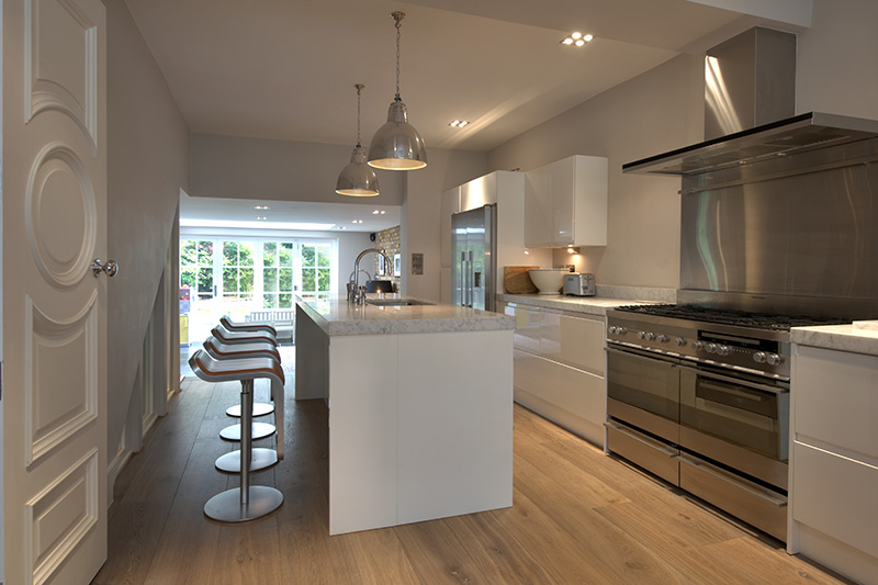 Examples of Work - Kitchens